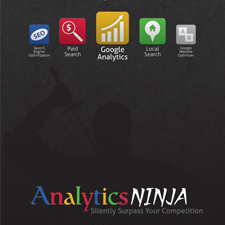 Analytics Ninja Magazine Ad